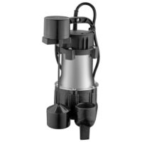 Submersible Sump Pump - Automatic