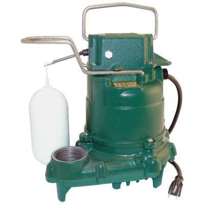 Zoeller Sump Pump - 3/10 HP