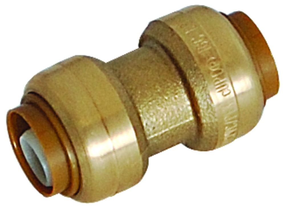 "1"" x 3/4"" Sharkbite Coupling"