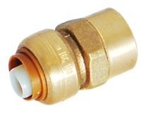 Sharkbite Brass Female Adapter - 1/2 in. x 3/4 in. FIP