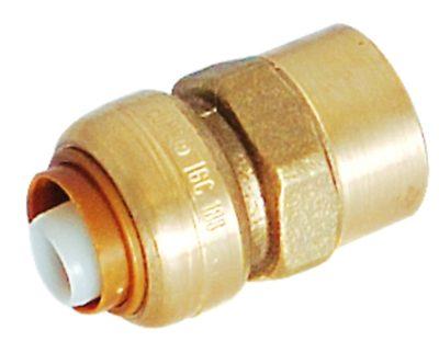 Sharkbite Brass Female Adapter - 1/2 in. x 3/4 in. FIP