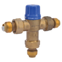 "1/2"" Sharkbite Thermostatic Mixing Valve"