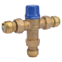 "3/4"" Sharkbite Thermostatic Mixing Valve"