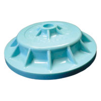 Internal Plastic Cap Flush valve